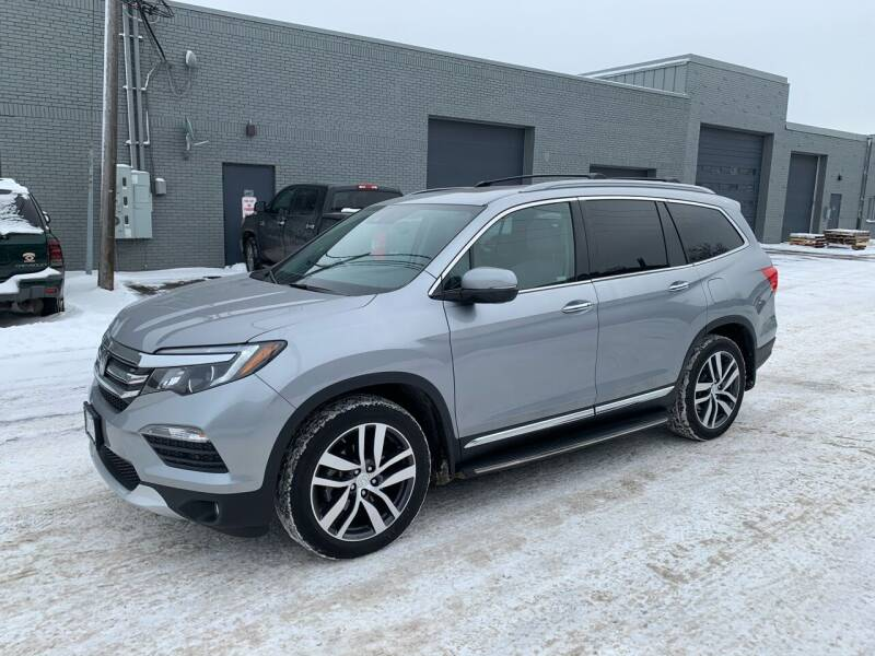 2018 Honda Pilot for sale at The Car Buying Center in St Louis Park MN