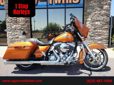 2015 Harley-Davidson Street Glide Special FLHXS for sale at 1 Stop Harleys in Peoria AZ