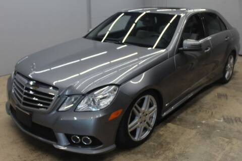 2010 Mercedes-Benz E-Class for sale at Flash Auto Sales in Garland TX