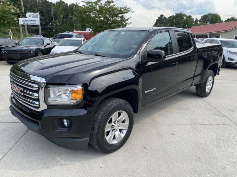 2015 GMC Canyon for sale at Auto Class in Alabaster AL