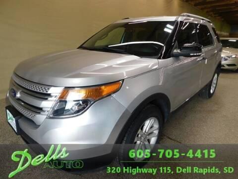 2015 Ford Explorer for sale at Dells Auto in Dell Rapids SD