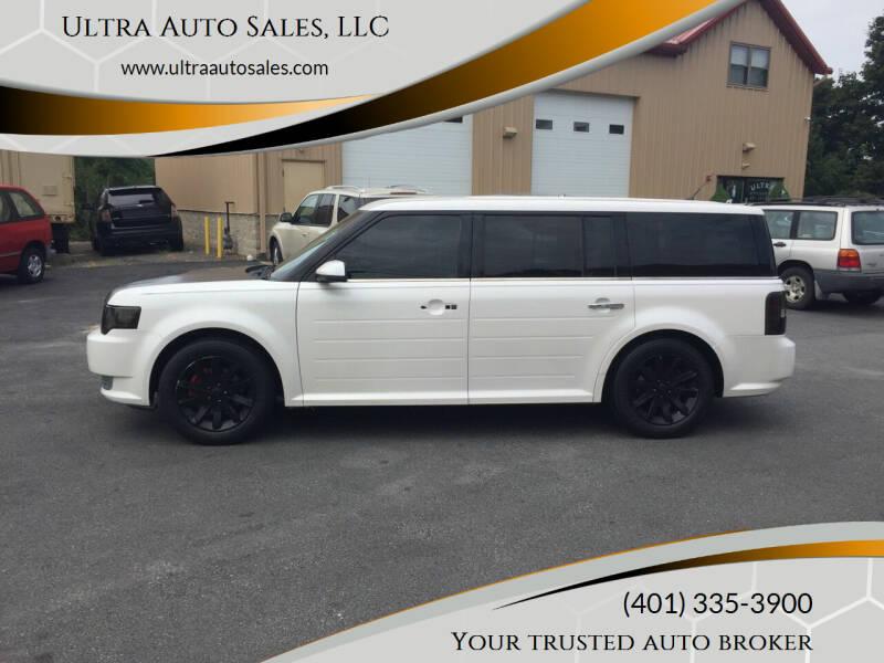 2009 Ford Flex for sale at Ultra Auto Sales, LLC in Cumberland RI