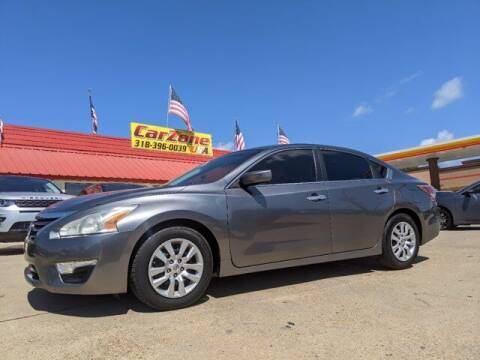 2014 Nissan Altima for sale at CarZoneUSA in West Monroe LA