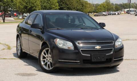 2012 Chevrolet Malibu for sale at Big O Auto LLC in Omaha NE