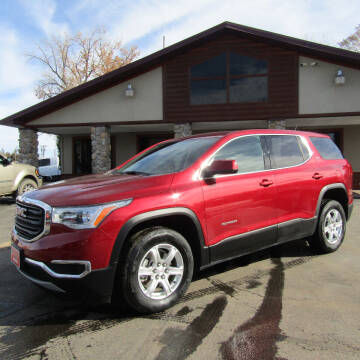 2019 GMC Acadia for sale at PRIME RATE MOTORS in Sheridan WY