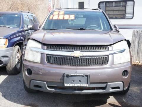 2007 Chevrolet Equinox for sale at Budget Auto Sales & Services in Havre De Grace MD
