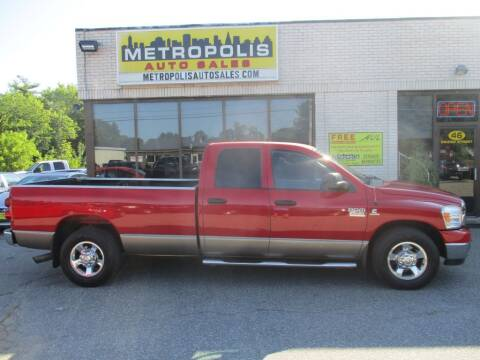 2008 Dodge Ram Pickup 2500 for sale at Metropolis Auto Sales in Pelham NH