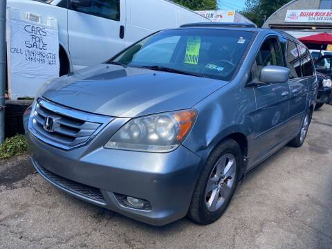 2008 Honda Odyssey for sale at Drive Deleon in Yonkers NY