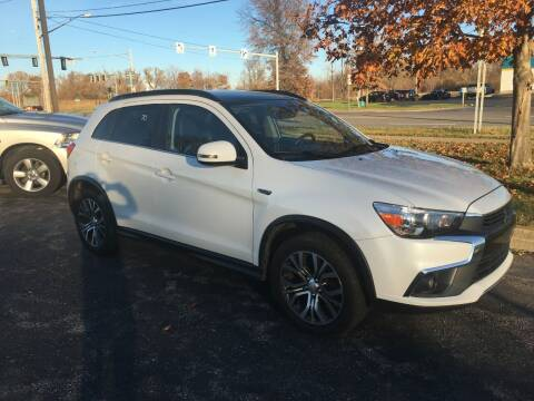 2016 Mitsubishi Outlander Sport for sale at Hamburg Motors in Hamburg NY