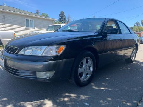 1998 Lexus ES 300 for sale at ZaZa Motors in San Leandro CA