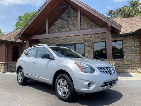 2014 Nissan Rogue Select for sale at Auto Solutions in Maryville TN