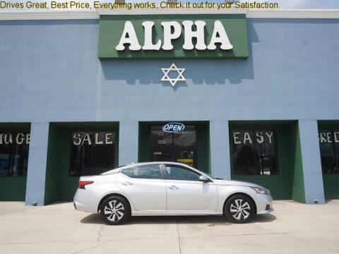 2020 Nissan Altima for sale at ALPHA AUTOMOBILE SALES, LLC in Lafayette LA