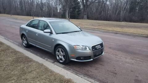 2008 Audi A4 for sale at Twin City Auto Exchange LLC in Minneapolis MN