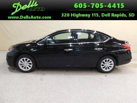 2019 Nissan Sentra for sale at Dells Auto in Dell Rapids SD