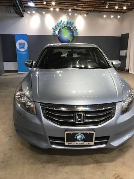 2012 Honda Accord for sale at PRIUS PLANET in Laguna Hills CA
