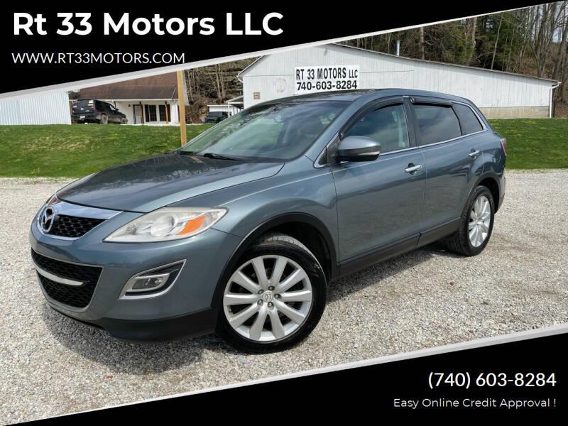 2010 Mazda CX-9 for sale at Rt 33 Motors LLC in Rockbridge OH