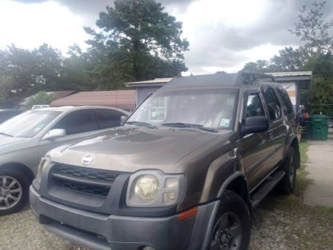 2002 Nissan Xterra for sale at Malley's Auto in Picayune MS