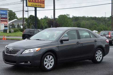 2008 Toyota Camry for sale at Broadway Garage of Columbia County Inc. in Hudson NY