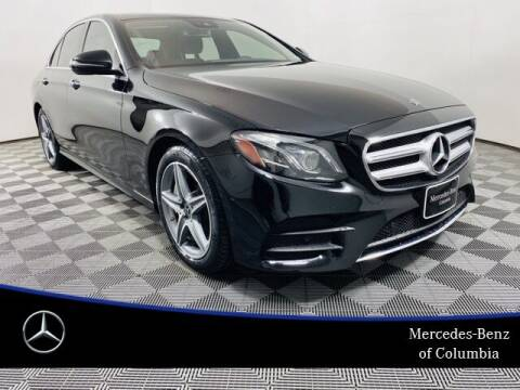 2018 Mercedes-Benz E-Class for sale at Preowned of Columbia in Columbia MO