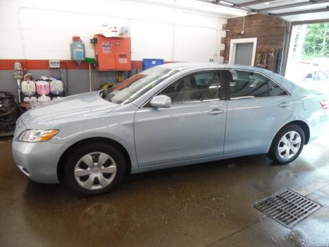 2008 Toyota Camry for sale at East Barre Auto Sales, LLC in East Barre VT