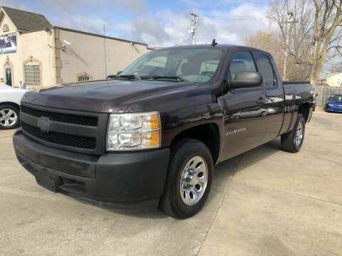 2008 Chevrolet Silverado 1500 for sale at AAA Auto Wholesale in Parma OH