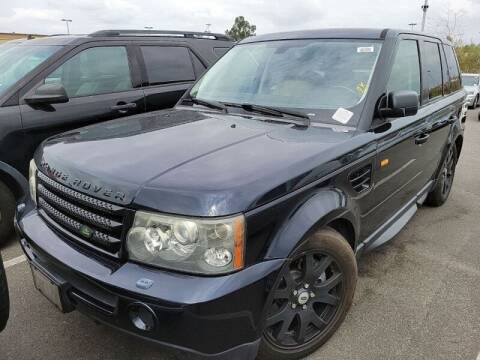 2008 Land Rover Range Rover Sport for sale at SoCal Auto Auction in Ontario CA