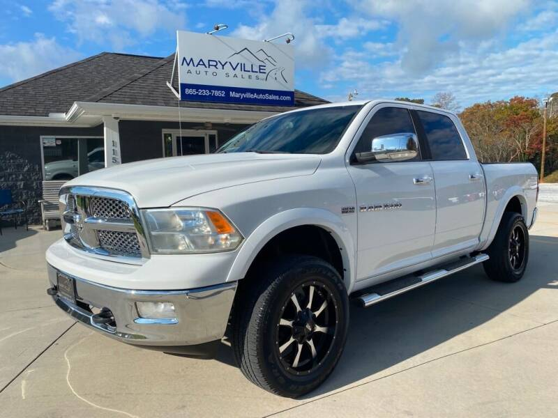 2012 RAM Ram Pickup 1500 for sale at Maryville Auto Sales in Maryville TN