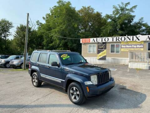 2008 Jeep Liberty for sale at Auto Tronix in Lexington KY
