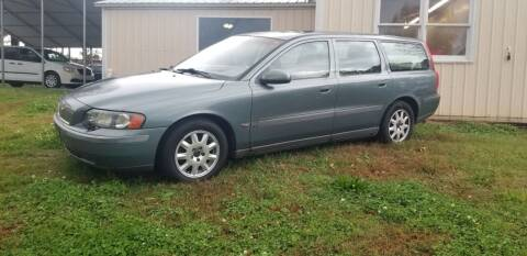 2001 Volvo V70 for sale at NRP Autos in Cherryville NC