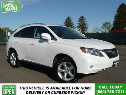 2012 Lexus RX 350 for sale at Shamrock Motors in East Windsor CT