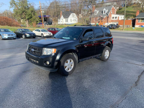 2011 Ford Escape for sale at KP'S Cars in Staunton VA