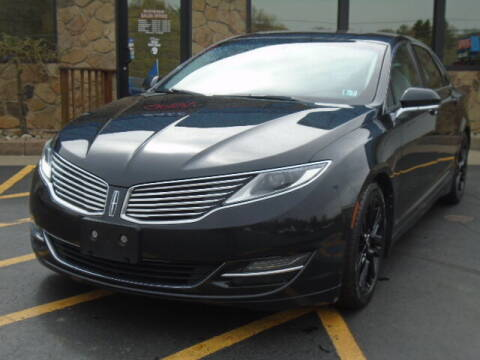 2013 Lincoln MKZ for sale at Rogos Auto Sales in Brockway PA