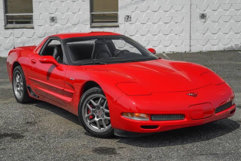 2001 Chevrolet Corvette for sale at Vantage Auto Wholesale in Moonachie NJ