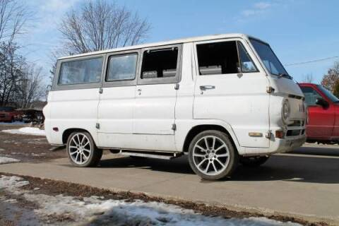 1969 Dodge A100 for sale at Classic Car Deals in Cadillac MI
