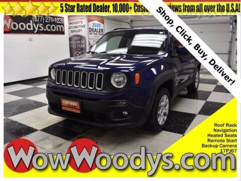 2017 Jeep Renegade for sale at WOODY'S AUTOMOTIVE GROUP in Chillicothe MO