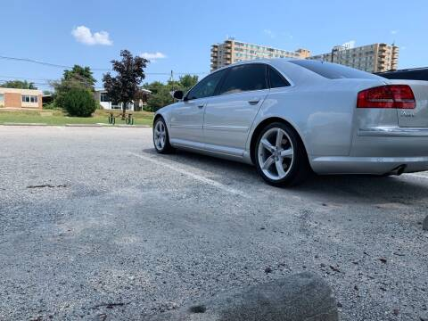 2009 Audi A8 L for sale at XCELERATION AUTO SALES in Chester VA