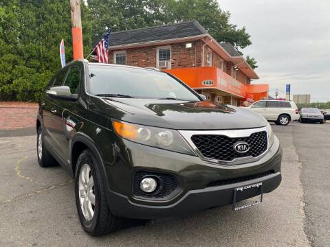 2011 Kia Sorento for sale at Bloomingdale Auto Group - The Car House in Butler NJ