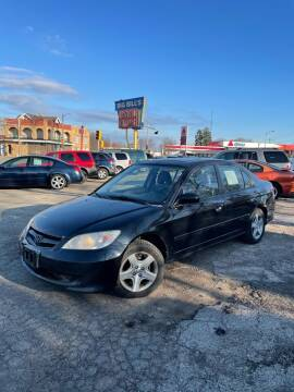 2004 Honda Civic for sale at Big Bills in Milwaukee WI