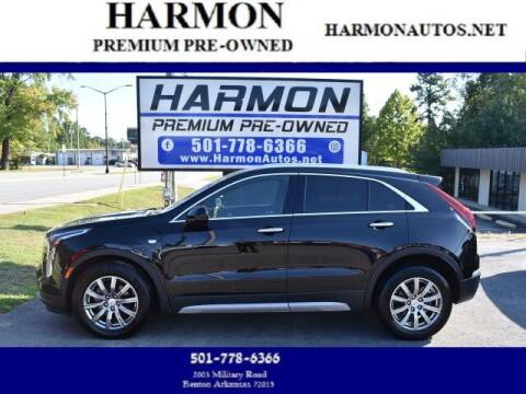 2019 Cadillac XT4 for sale at Harmon Premium Pre-Owned in Benton AR