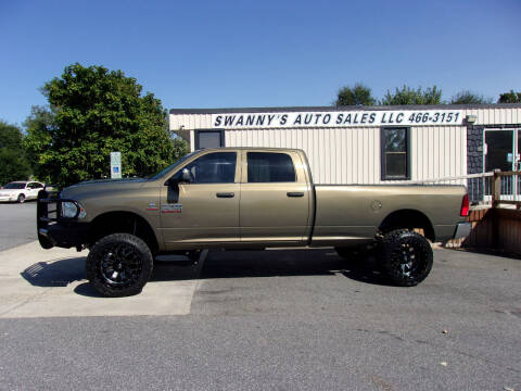 2014 RAM Ram Pickup 2500 for sale at Swanny's Auto Sales in Newton NC