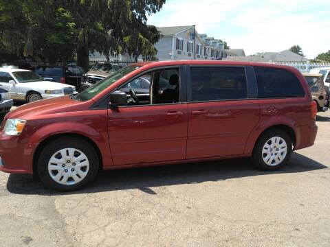 2015 Dodge Grand Caravan for sale at Guilford Auto in Guilford CT
