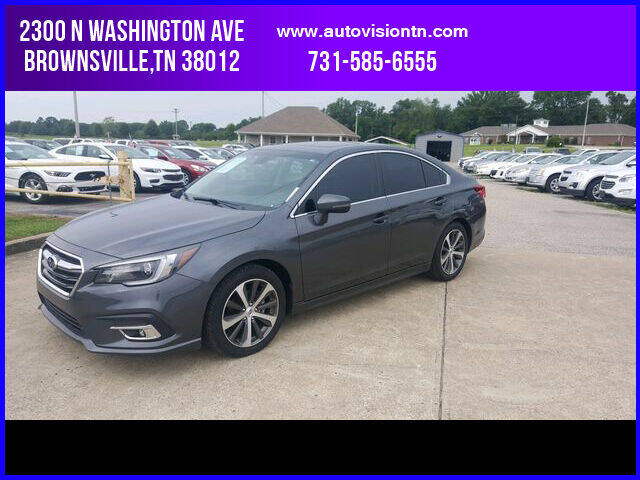 2018 Subaru Legacy for sale at Auto Vision Inc. in Brownsville TN