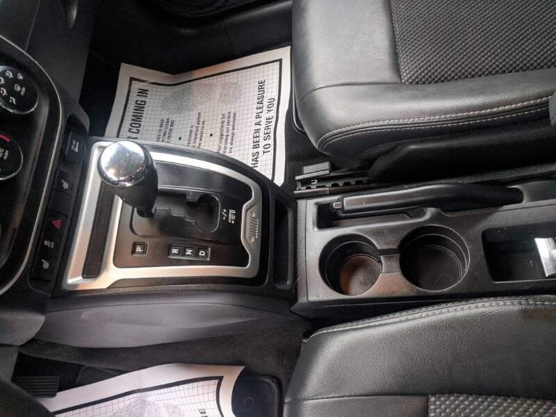 2017 Jeep Compass 4x4 Latitude 4dr SUV - Fitchburg MA