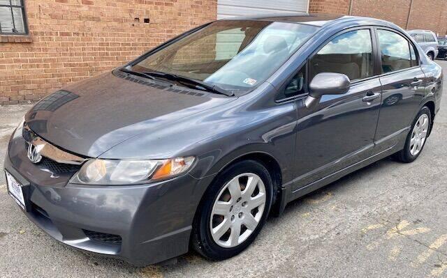 2010 Honda Civic for sale at Capitol Auto Sales Inc in Manassas VA