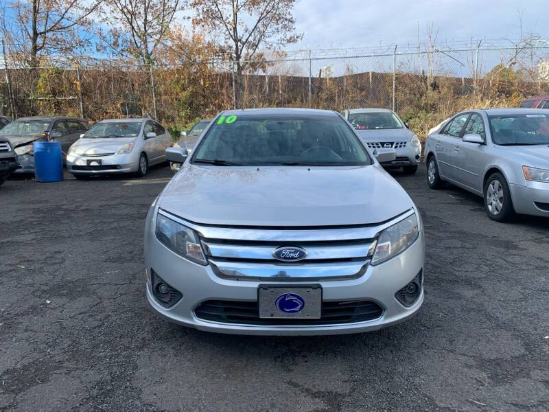 2010 Ford Fusion for sale at 77 Auto Mall in Newark NJ