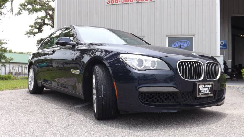 2015 BMW 7 Series for sale in Bunnell, FL