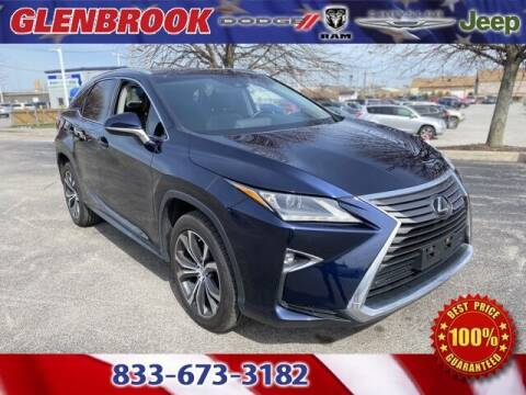 2016 Lexus RX 350 for sale at Glenbrook Dodge Chrysler Jeep Ram and Fiat in Fort Wayne IN