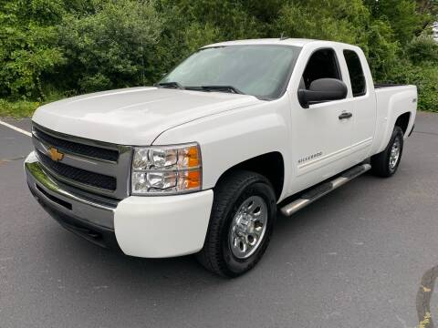 2013 Chevrolet Silverado 1500 for sale at Broadway Motoring Inc. in Arlington MA