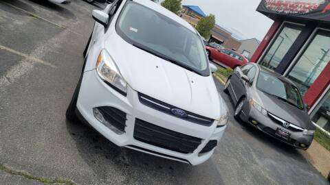 2015 Ford Escape for sale at Washington Auto Group in Waukegan IL
