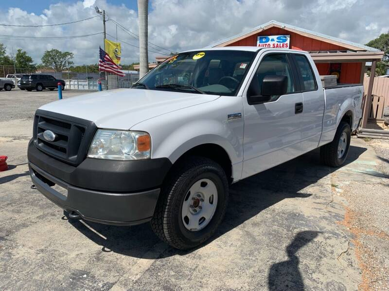 2006 Ford F-150 for sale at D&S Auto Sales, Inc in Melbourne FL